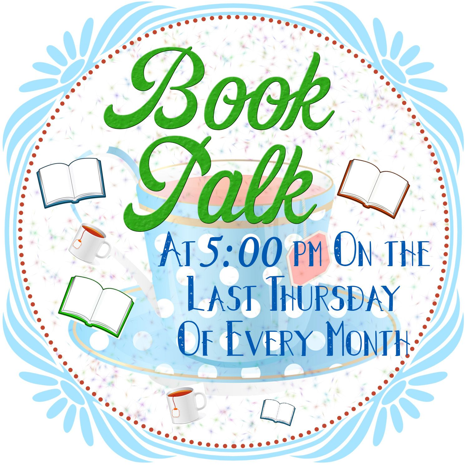 BookTalkThursday